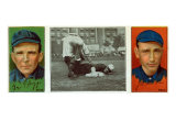 Cincinnati, OH, Cincinnati Reds, George Suggs, John R. McLean, Baseball Card Posters by  Lantern Press