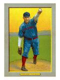 Cincinnati, OH, Cincinnati Reds, Harry Coveleski, Baseball Card Poster