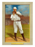Philadelphia, PA, Philadelphia Athletics, Chief Bender, Baseball Card Print by  Lantern Press