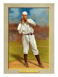 Philadelphia, PA, Philadelphia Athletics, Chief Bender, Baseball Card Print