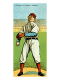 Cincinnati, OH, Cincinnati Reds, H. L. Gaspar, Baseball Card Print by  Lantern Press