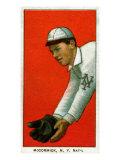 New York City, NY, New York Giants, Moose McCormick, Baseball Card Posters