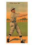 Chicago, IL, Chicago Cubs, John Kling, Baseball Card Prints