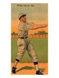 Chicago, IL, Chicago Cubs, John Kling, Baseball Card Prints by  Lantern Press