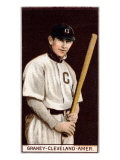 Cleveland, OH, Cleveland Naps, J. G. Graney, Baseball Card Posters
