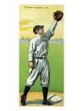 Cleveland, OH, Cleveland Naps, Torrence Turner, Baseball Card Posters