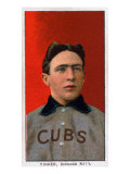 Chicago, IL, Chicago Cubs, Joe Tinker, Baseball Card Prints