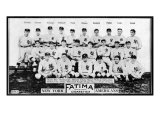New York City, NY, New York Yankees, Team Photograph, Baseball Card Posters