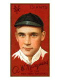 New York City, NY, New York Giants, Richard Marquard, Baseball Card Posters by  Lantern Press