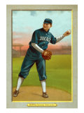 Cincinnati, OH, Cincinnati Reds, Bill Burns, Baseball Card Posters by  Lantern Press