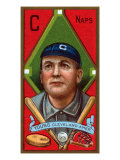 Cleveland, OH, Cleveland Naps, Cy Young, Baseball Card Posters by  Lantern Press