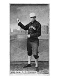 Chicago, IL, Chicago White Stockings, Billy Sunday, Baseball Card Posters by  Lantern Press