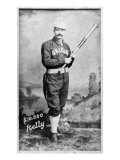 Chicago, IL, Chicago White Stockings, $10,000 Kelly, Baseball Card Poster by  Lantern Press