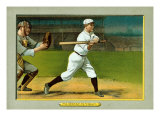 New York City, NY, New York Giants, Red Murray, Baseball Card Print
