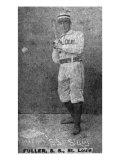 St. Louis, MO, St. Louis Browns, Shorty Fuller, Baseball Card Poster