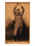 Minneapolis, MN, Minneapolis Minor League, Frederick Jevne, Baseball Card Poster by  Lantern Press