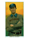 Pittsburgh, PA, Pittsburgh Pirates, Howie Camnitz, Baseball Card Poster by  Lantern Press