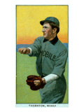 Mobile, AL, Mobile Southern League, Woodie Thornton, Baseball Card Posters by  Lantern Press
