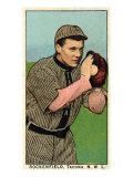 Tacoma, WA, Tacoma Northwestern League, Rockenfield, Baseball Card Posters by  Lantern Press