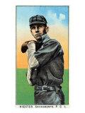 Sacramento, CA, Sacramento Pacific Coast League, Hiester, Baseball Card Posters by  Lantern Press
