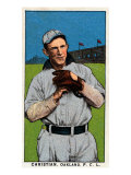 Oakland, CA, Oakland Pacific Coast League, Christian, Baseball Card Posters