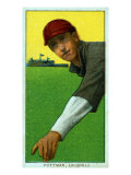 Louisville, KY, Louisville Minor League, Puttman, Baseball Card Posters by  Lantern Press