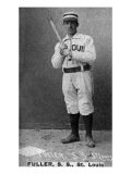 St. Louis, MO, St. Louis Browns, Shorty Fuller, Baseball Card Posters