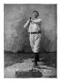St. Louis, MO, St. Louis Browns, W. H. Robinson, Baseball Card Posters