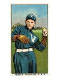 Vancouver, WA, Vancouver Northwestern League, Jenson, Baseball Card Posters by  Lantern Press