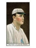 St. Louis, MO, St. Louis Browns, Joseph Kutina, Baseball Card Posters