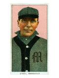 Minneapolis, MN, Minneapolis Minor League, O'Neil, Baseball Card Print by  Lantern Press