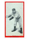 Portsmouth, VA, Portsmouth Virginia League, Cote, Baseball Card Print by  Lantern Press