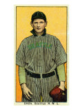 Seattle, WA, Seattle Northwestern League, Shea, Baseball Card Print