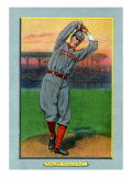 St. Louis, MO, St. Louis Cardinals, Slim Sallee, Baseball Card Print by  Lantern Press