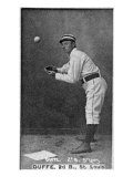 St. Louis, MO, St. Louis Browns, Duffe, Baseball Card Posters