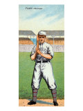 Rochester, NY, Rochester Minor League, Edward C. Foster, Baseball Card Posters