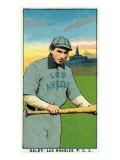 Los Angeles, CA, Los Angeles Pacific Coast League, Daley, Baseball Card Posters by  Lantern Press