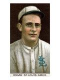 St. Louis, MO, St. Louis Browns, William Hogan, Baseball Card Posters