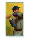 Pittsburgh, PA, Pittsburgh Pirates, Ed Abbaticchio, Baseball Card Posters