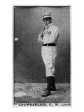 St. Louis, MO, St. Louis Browns, Icebox Chamberlain, Baseball Card Posters
