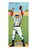 St. Louis, MO, St. Louis Browns, Joseph Lake, Baseball Card Posters by  Lantern Press