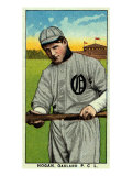 Oakland, CA, Oakland Pacific Coast League, Hogan, Baseball Card Posters by  Lantern Press