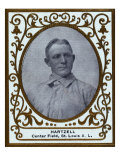 St. Louis, MO, St. Louis Browns, Roy Hartzell, Baseball Card Posters