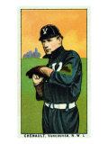 Vancouver, WA, Vancouver Northwestern League, Chenault, Baseball Card Print