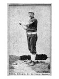 St. Louis, MO, St. Louis Browns, Thos. Dolan, Baseball Card Poster