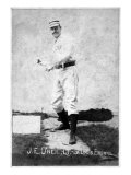 St. Louis, MO, St. Louis Browns, J. E. O'Neil, Baseball Card Poster