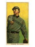 Montgomery, AL, Montgomery Southern League, Arch Persons, Baseball Card Posters by  Lantern Press