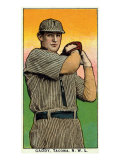 Tacoma, WA, Tacoma Northwestern League, Gaddy, Baseball Card Posters by  Lantern Press