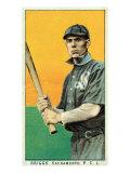 Sacramento, CA, Sacramento Pacific Coast League, Briggs, Baseball Card Posters