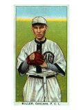Oakland, CA, Oakland Pacific Coast League, Miller, Baseball Card Posters